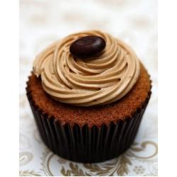 Koffie cupcakes (12 st.)