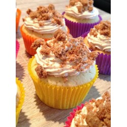 Speculaas cupcakes (12 st.)
