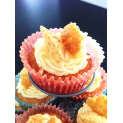 Lemon Butterfly cupcakes (12 st.)